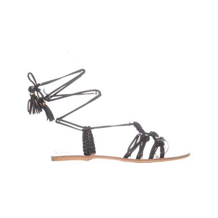 Nanette Lepore June Gladiator Sandals, Black - image 5 of 6