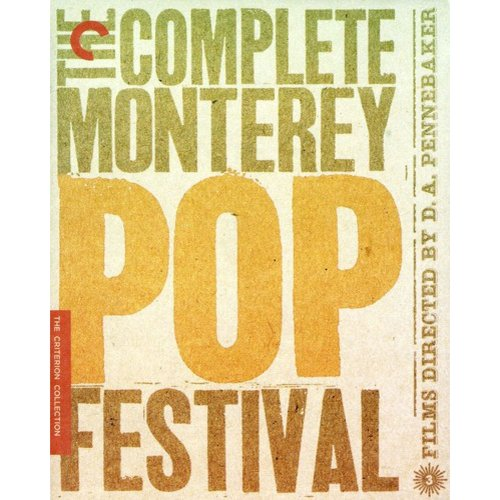 The Complete Monterey Pop Festival (Criterion Collection) (Blu-ray)