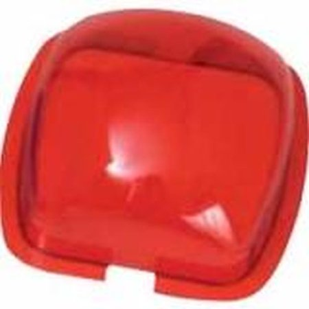 System Sensor Honeywell LENS-R Wall Strobe Lens Attachment Red