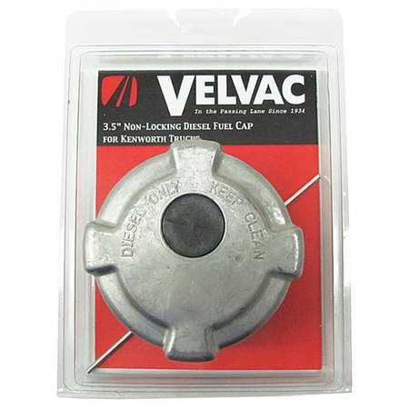 Fuel Cap,Vented,Nonlock,5.5 per In Thrd VELVAC 600186