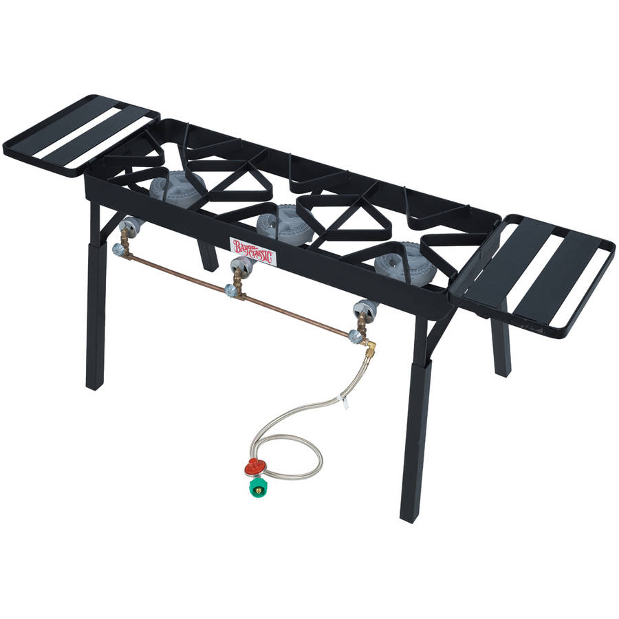 Bayou Classic Triple Burn Outdor Patio Stove