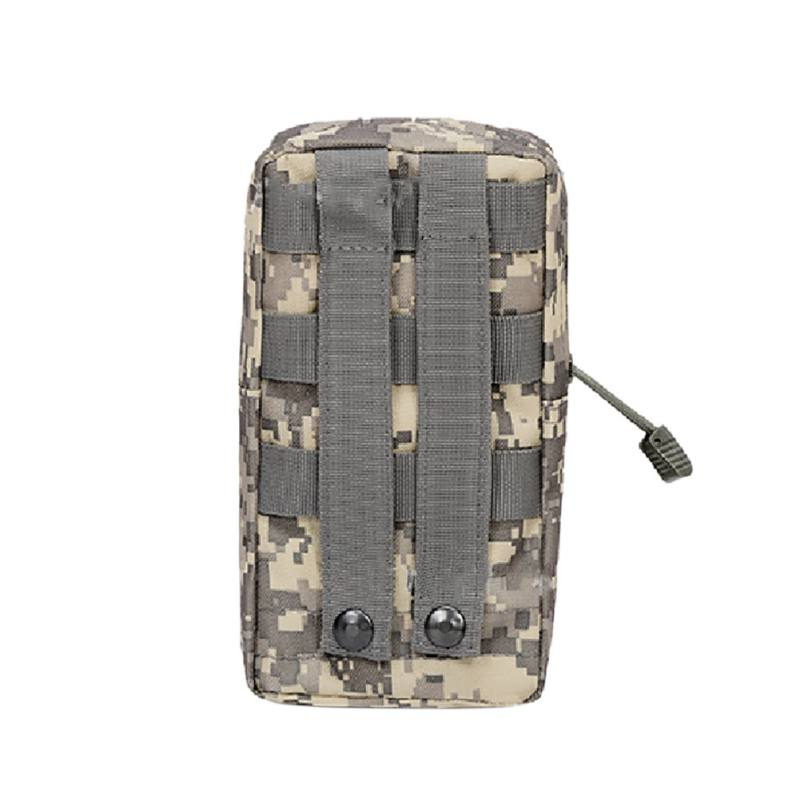 Nicesee Tactical Military Utility Canvas Molle Belt Medical Bag Camping Hiking