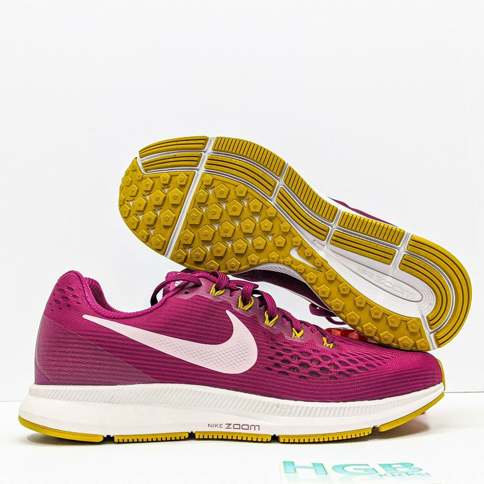 Appiccicoso Grande Barriera Corallina Gira e rigira  Nike - Nike Air Zoom Pegasus 34 Women's 880560-607 NIB - Walmart.com -  Walmart.com