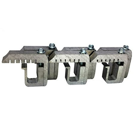 - G-991 Clamp for Truck Cap, Camper Shell, Topper on a Ford Super Duty Pickup Truck (set of 6)