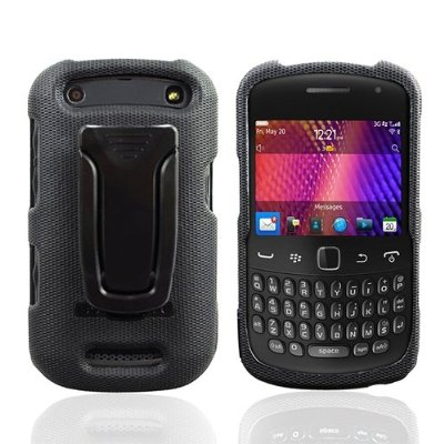 Body Glove Flex Snap-On Case for BlackBerry Curve 9350, 9370 with Kickstand