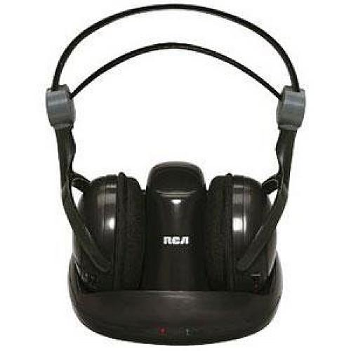 Audiovox RCA WHP141 Wireless Headphone WHP141B