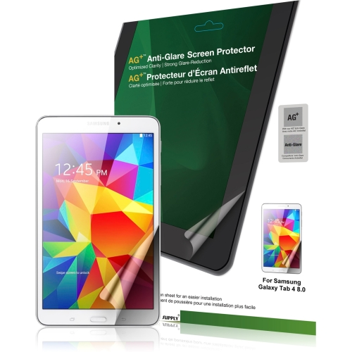 "Green Onions Supply RT-SPSGT4G802HD Green Onions Supply AG+ Screen Protector Matte - 8""Tablet PC"