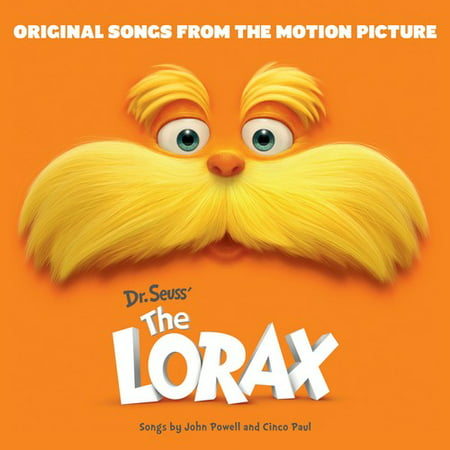 Dr. Seuss' The Lorax: Original Songs From The Motion Picture (CD)