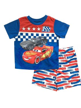 Baby Toddler Boys' Licensed Polyester 2-piece Set