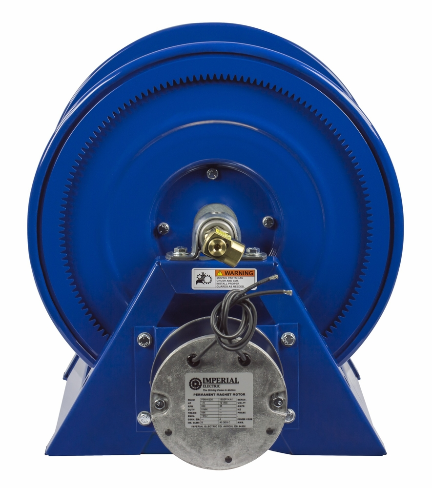 COXREELS HP1125-5-250-A Air 4VANE Motorized Hose Reel 3 4inx250ft 5000PSI by Coxreels