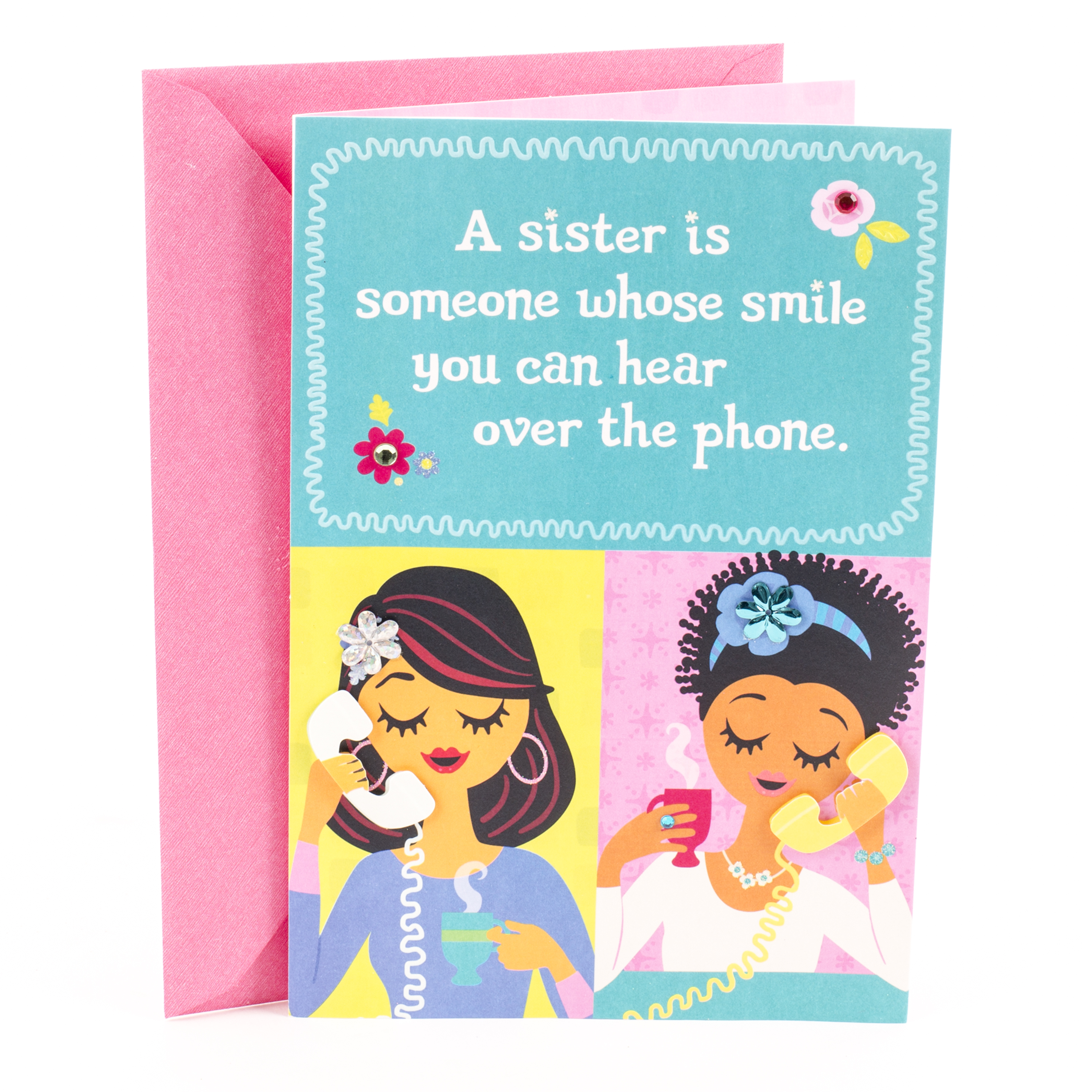 Hallmark Mahogany Birthday Greeting Card for Her (Favorite People in the Wo