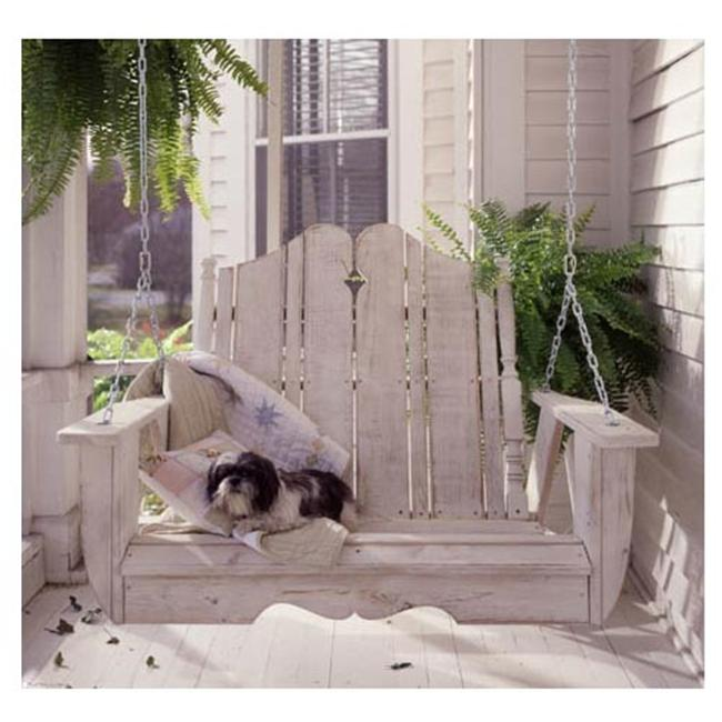 Uwharrie Chair N152 Nantucket Swing for Residential or Commercial - White