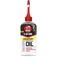 3-IN-ONE 4 OZ  100706  Multi-Purpose Oil with Telescoping Spout (pack of 1)