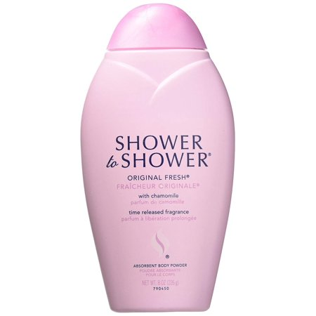 Shower To Shower Original, 8 Ounce Health and Personal Care