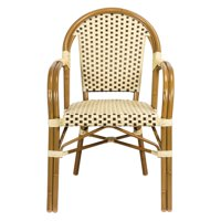 Source Contract Paris Patio Dining Arm Chair