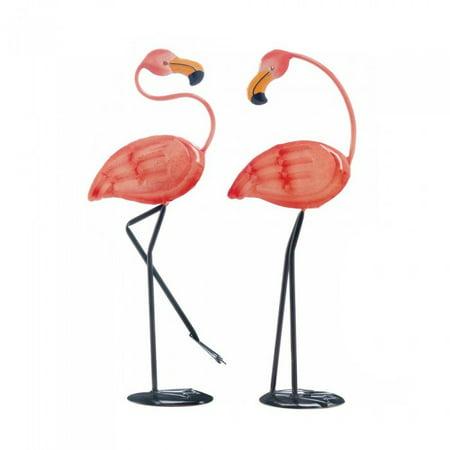SMALL FLAMINGO DECOR SET - Fiestaware Flamingo