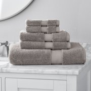 Hotel Style Luxurious Cotton 5 Piece Bath Towel Collection