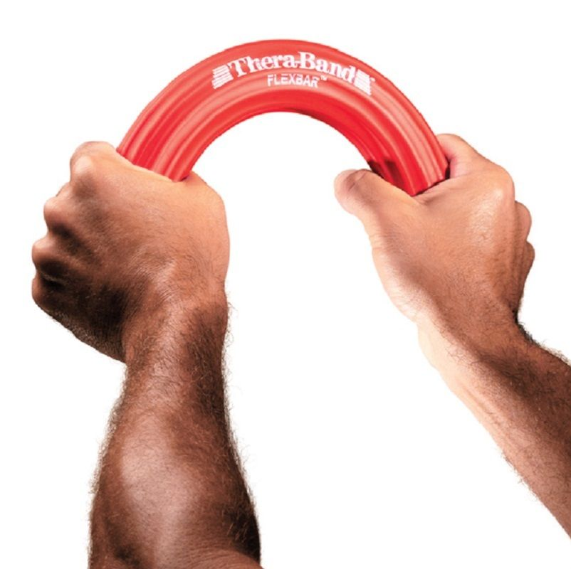 Brand New Thera-Band Exercise Flexbar - Red