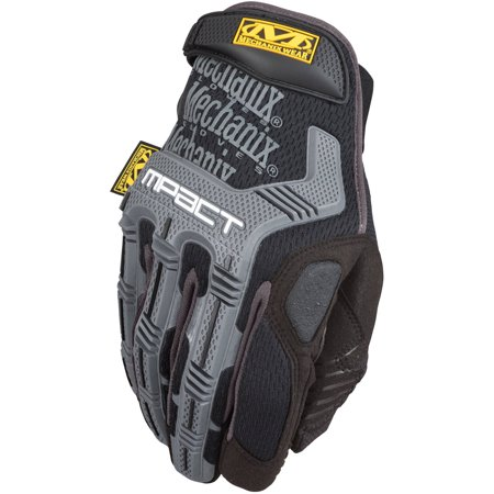 (Mechanix Wear - M-Pact Glove, Black, Size Medium)