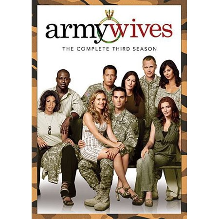 Army Wives  The Complete Third Season  Widescreen