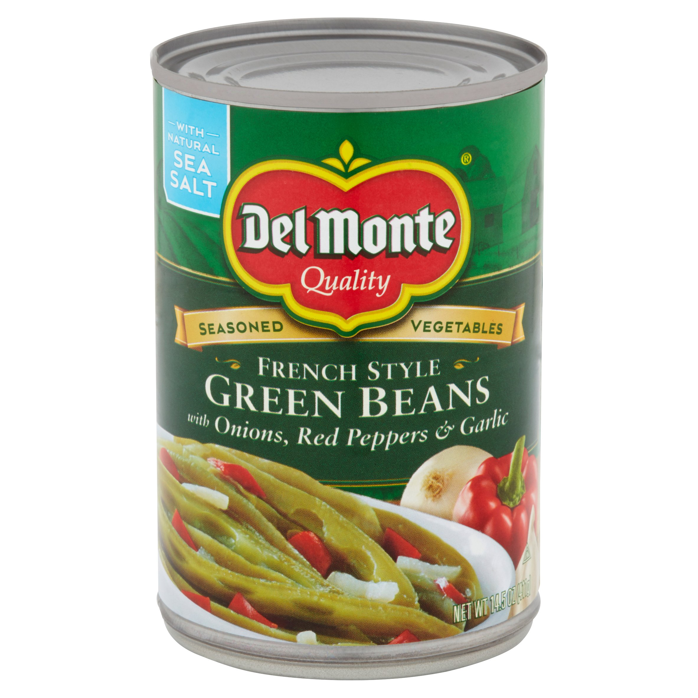 Del Monte French Style Green Beans, 14