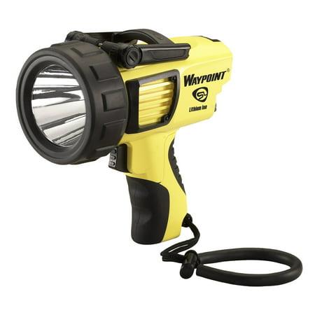 Streamlight Waypoint Rechargeable Pistol Grip Spotlight for Long Distance Lighting, (Best Long Distance Flashlight)