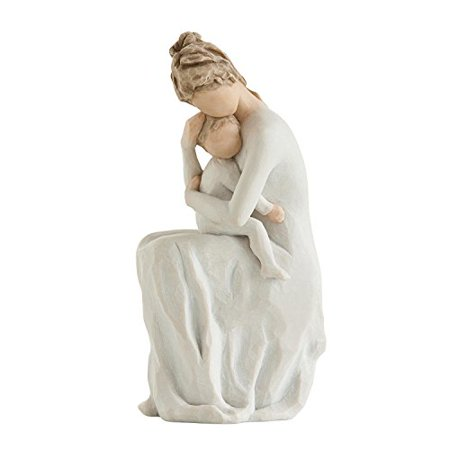 Willow Tree Figurines by Susan Lordi: For Always Bundled with (Tenderness Metal)