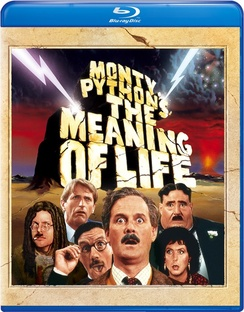 Monty Python's The Meaning Of Life (Blu-ray) by