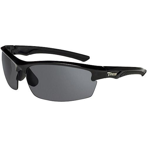 Typhoon Mariner Semi-Rimless Polarized Sunglasses