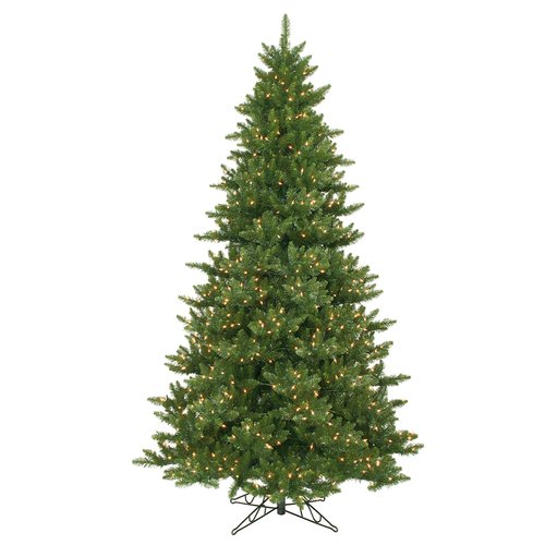 The Holiday Aisle 14' Camdon Fir Christmas Tree with 2500 LED Warm White Lights