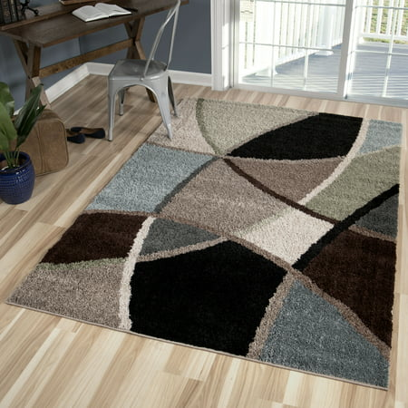 6' X 9' Runner - Orian Rugs Shag Divulge Area Rug or Runner