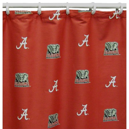 College Covers NCAA Licensed Shower Curtain, 72