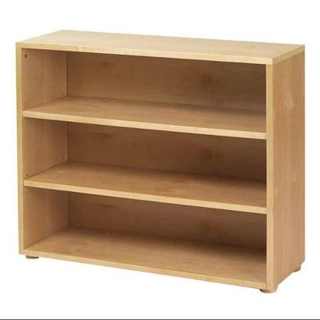 kids 3 shelf low bookcase. Black Bedroom Furniture Sets. Home Design Ideas
