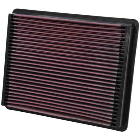 K&N 33-2135 High Performance Replacement Air Filter for 1999-2017 Chevrolet/GMC/Cadillac