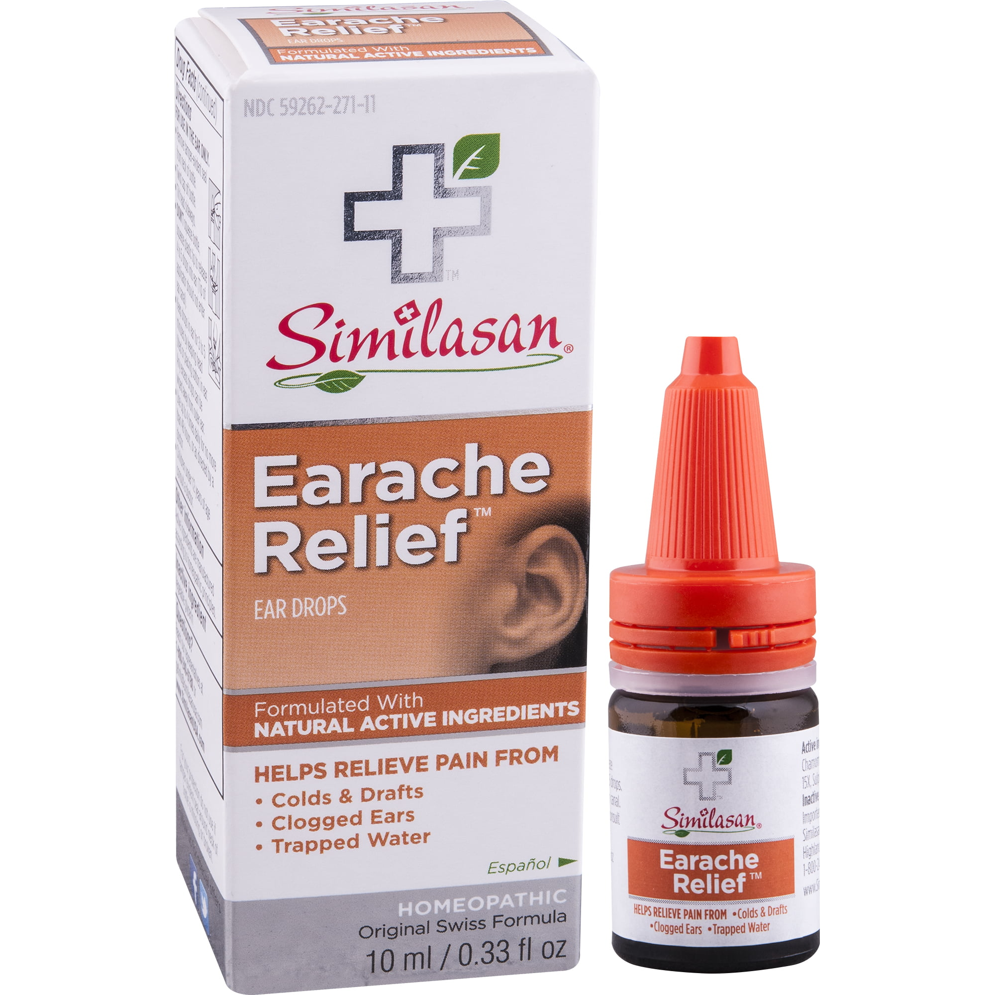 Anauran Ear Drops: instructions for use, composition, indications, analogs and reviews 90