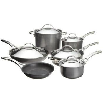 Anolon 11 Piece Cookware Set + Free Gift + $10 Macys Money