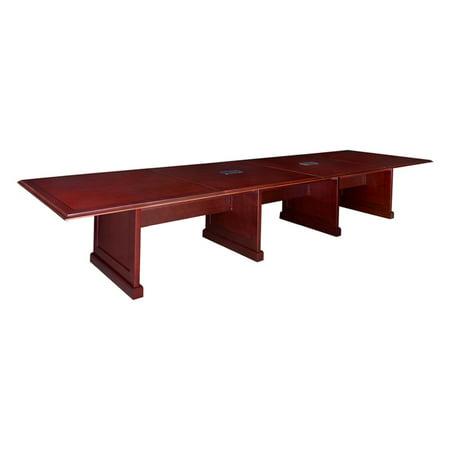 Mahogany Set Conference Table (Prestige 192