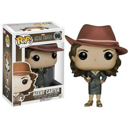 Marvel Figurine (Funko POP! Marvel Agent Carter Vinyl Bobble Head [Sepia])