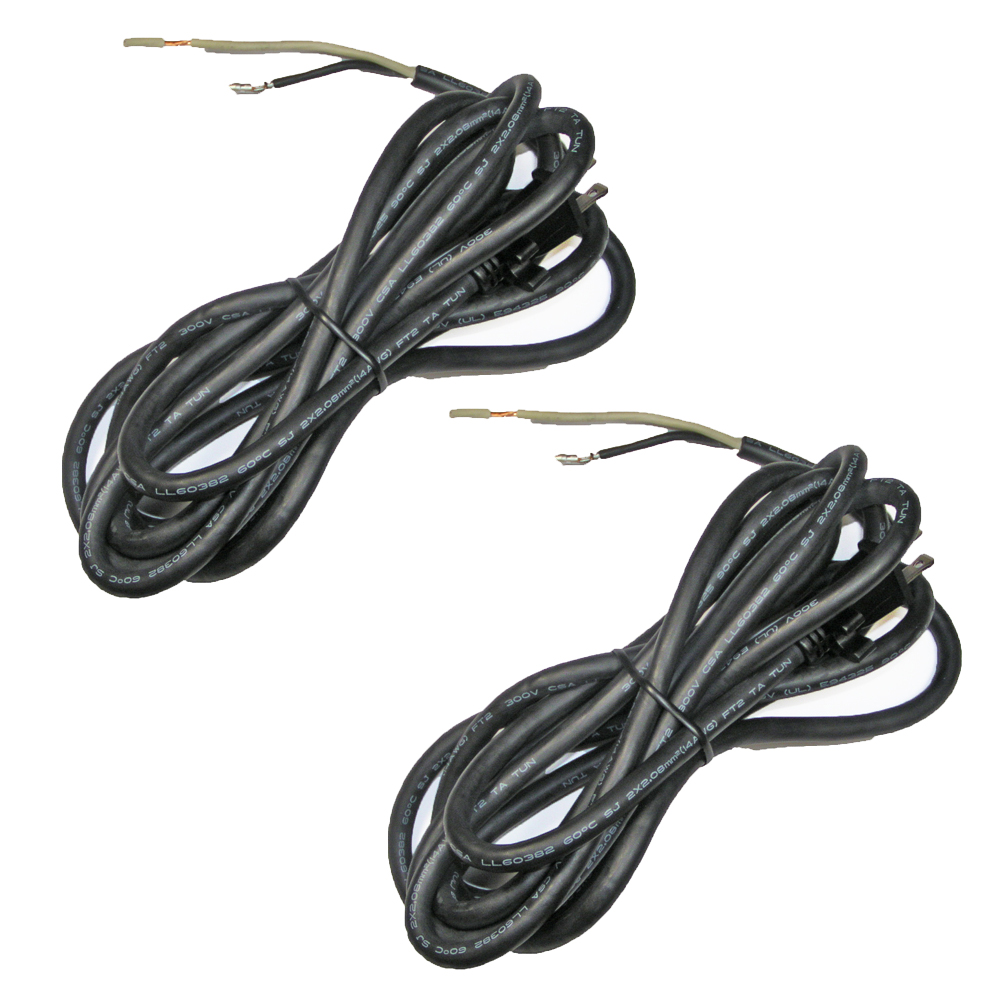 Bosch 4412/5412 Miter Saw (2 Pack) Replacement Power Cord...