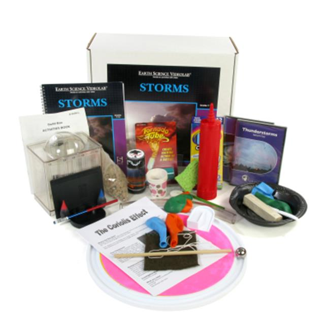 American Educational Products 8485-Dvd Storms Videolab With Dvd by American Educational Products