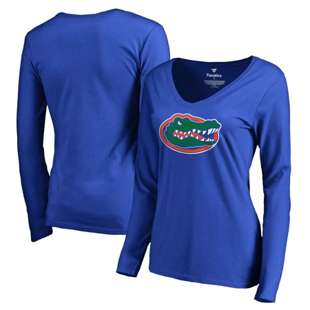 Florida Gators Fanatics Branded Women's Primary Logo Long Sleeve T-Shirt -