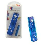 PDP Nintendo Wii Rock Candy Controller, Blue