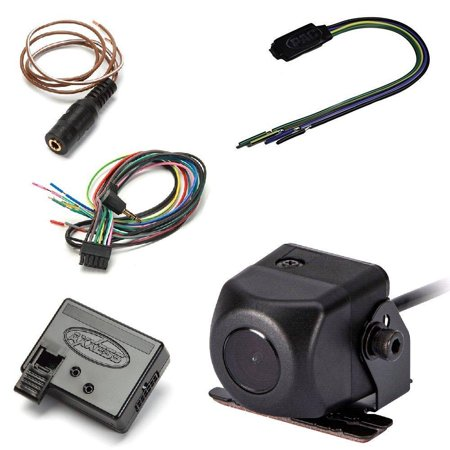 PIONEER ND-BC8 Universal Rearview Camera W/ Video Lockout Bypass Trigger Module And Universal Steering Wheel Control (Video Interface Control)