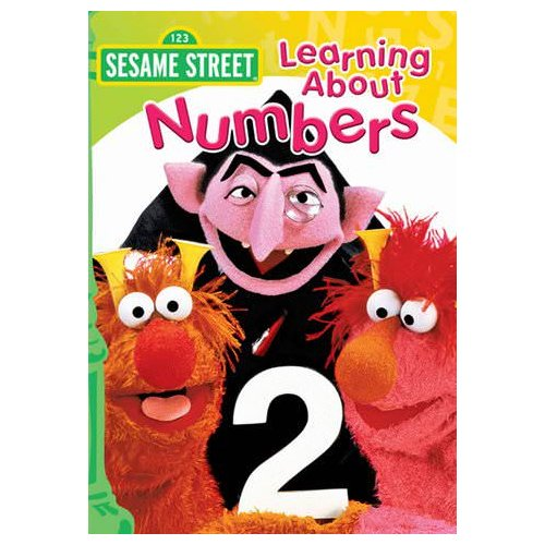 Sesame Street: Learning About Numbers (1990)