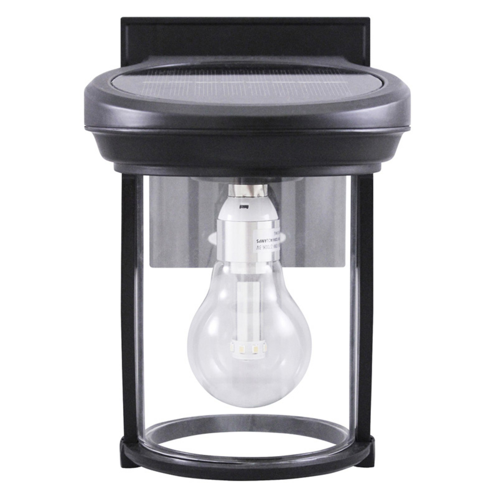 Gama Sonic Wall Mount Solar Coach Light