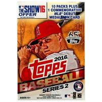 MLB 2016 Topps Baseball Cards Series 2 Trading Card BLASTER Box