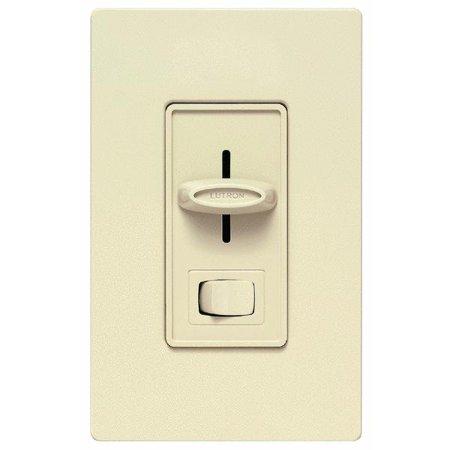lutron skylark single pole preset slide dimmer switch. Black Bedroom Furniture Sets. Home Design Ideas