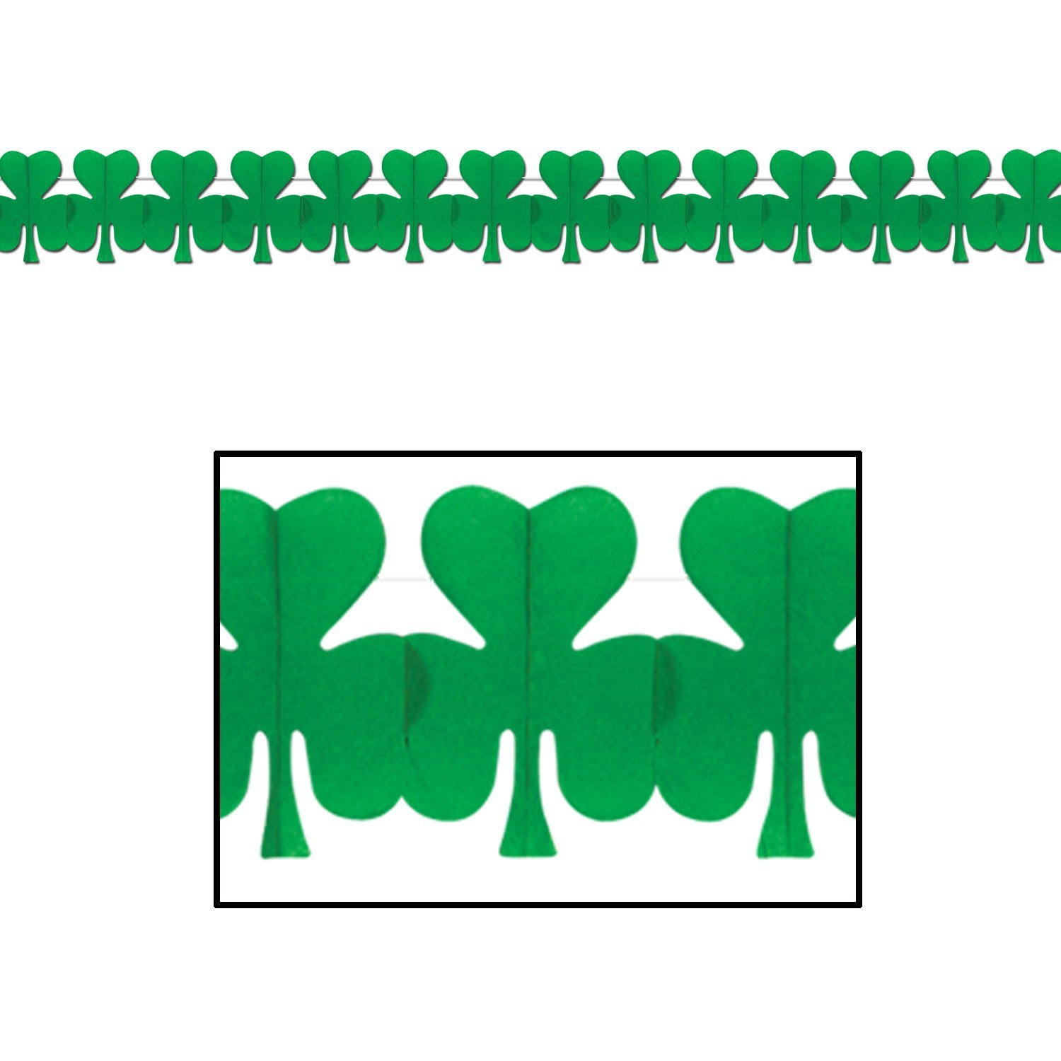 Irish Garland Party Accessory (1 count) (1/Pkg)