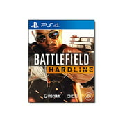 Electronic Arts Battlefield: Hardline (PS4) - Pre-Owned