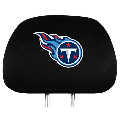 NFL Tennessee Titans Headrest Covers